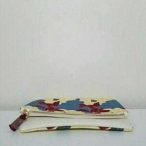 Rachel Pally Bags - Rachel Pally Reversible Clutch Purse Floral